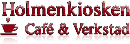 Holmenskiosken , Café & Verkstad